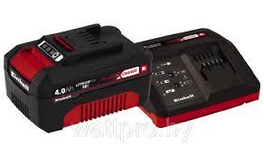 Зарядное усройство для <b>аккумуляторов Einhell</b> Power X-Change ...