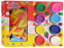 Bradex <b>Набор</b> для творчества Креативный <b>пластилин</b> — купить в ...