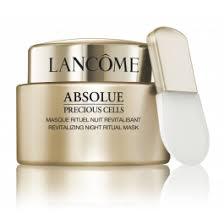 Absolue Precious Cells - <b>Ночная</b> восстанавливающая <b>маска</b> ...