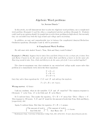 inquirerouns math word problem solver algebra algebra word problems she loves math