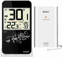 <b>Термометр</b> цифровой с радиодатчиком <b>RST 02255</b> ( Q255 ...