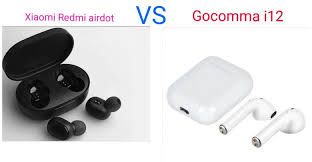Xiaomi Redmi AirDots vs <b>Gocomma</b> i12 <b>TWS</b> Review? Main ...