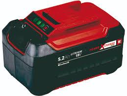 <b>Аккумулятор Einhell PXC 18В</b> 5,2 Ач Plus - купить по низкой цене ...