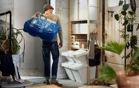 IKEA. Решения для раздельного <b>сбора мусора</b> дома - IKEA
