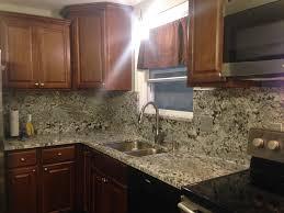 Titanium Granite Kitchen Finished Granite Quartz Marble Countertop Projects