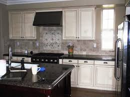Painted Glazed Kitchen Cabinets Painting Kitchen Cabinets White With Glaze Kitchen Bath Ideas