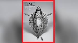 Lizzo named TIME magazine