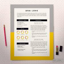 jobresumeweb instant resume templates 2015 resume template cv template design cover letter modern pop