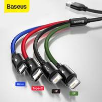 All in One USB Cable - <b>BASEUS</b> Official Store - AliExpress