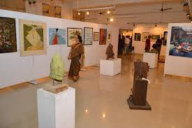 art exhibition picture