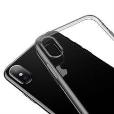 Силиконовый <b>чехол Baseus</b> Simplicity Series для <b>Apple</b> iPhone XS ...