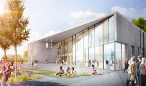 c f møller selected to design vocational school in courtesy of c f møller architects