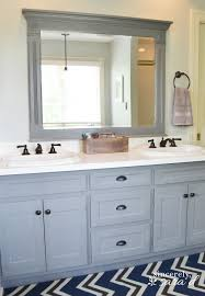 how to paint a small bathroom  how to strip and paint your bathroom vanity bathroom cabinets after bathroom cabinets after bathroom cabinets after the purple painted