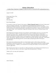 gallery of sales analyst cover letter cover business letter