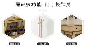 Nordic <b>Shoe</b> Change Stand <b>Shoe</b> Cabinet Simple Modern <b>Shoe</b> ...