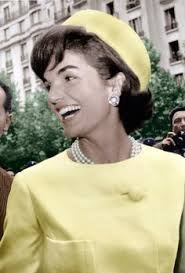 Image result for caricature of jackie kennedy pillbox hats