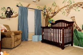 jungle baby nursery decor furniture modern babies baby boy room furniture