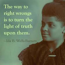 Anti-Lynching Ida B Wells quote | ENG 385: Lynching and Protest in ...