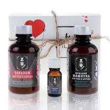 Подарочный мужской набор «Валентин»: шампунь, бальзам и ...