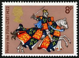 <b>8p</b> King Henry V <b>single</b> | National Postal Museum