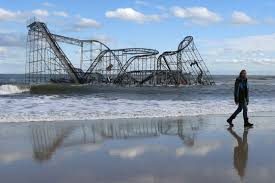 Aftermath of Hurricane Sandy