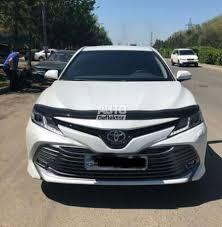 <b>Дефлектор капота</b> темный Toyota Camry 2018- <b>EGR</b> Австралия ...
