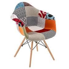<b>Кресло</b>-<b>стул Multicolor</b> с деревянными ножками — купить по цене ...