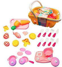 <b>28Pcs</b> Kids Play <b>Kitchen Cooking Utensils</b> Pots Pans <b>Accessories</b> ...