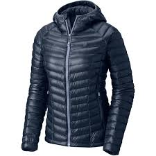 <b>Mountain Hardwear</b> - <b>Ghost</b> Whisperer Hooded Down <b>Jacket</b> ...