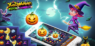 <b>Halloween Witch</b> Connect - Halloween games - Apps on Google Play