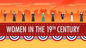 women in the th century crash course us history  women in the 19th century crash course us history 16