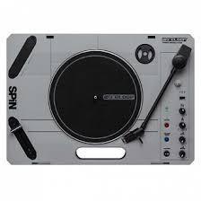 <b>Reloop SPIN</b> портативный DJ-<b>проигрыватель</b> винила