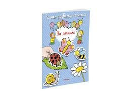 Книга с наклейками На полянке, Белино Н. / Machaon купить в ...