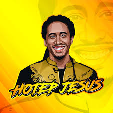 Sharpe Conversations with Hotep Jesus