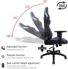 <b>Furgle</b> Gaming Chair Racing Style High-Back <b>Office Chair</b> w/3D ...