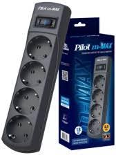 <b>Сетевые фильтры Pilot</b> купить в Москве, цена сетевого фильтра ...