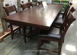 dining room pub style sets: appealing dining room sets pub style nor costco table set