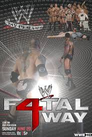 Image result for fatal 4 way 2010 poster