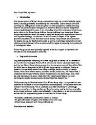 first they killed my father   account of the khmer rouge killing  page  zoom in
