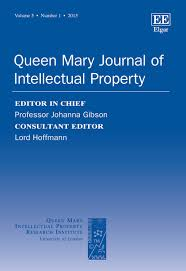 queen mary journal of intellectual property queen mary journal queen mary journal of intellectual property queen mary journal of intellectual property