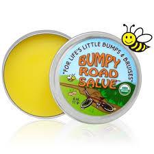 Sierra Bees, <b>Bumpy Road Salve</b>, <b>мазь</b> от ушибов, 17 г (0,6 унции ...