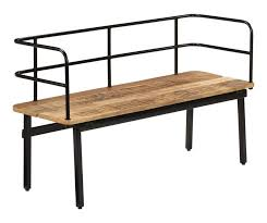 <b>Bench 120x40x70 cm Solid</b> Mango Wood -
