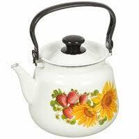 «<b>Чайник эмалированный</b> КМК Керчь 43504-132/6, <b>3.5</b> л ...