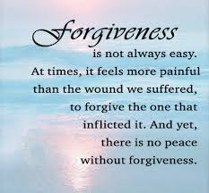 Best Inspirational Image Quotes and Sayings on Forgiveness - Page 1