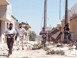 Ataques Militares en Siria
