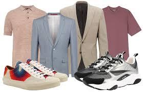 5 идей, как носить <b>костюм</b> с кроссовками :: Вещи :: РБК.Стиль