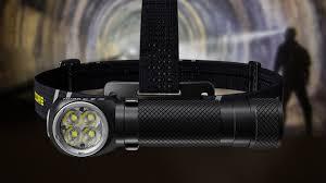 <b>Nitecore</b> HC35 2700LM - новый универсальный <b>светодиодный</b> ...