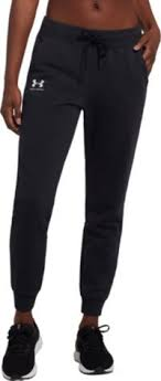 Under Armour Women's Rival Fleece <b>Sportstyle Graphic</b> Joggers ...