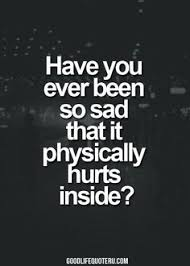 Depression Love on Pinterest | Feeling Depressed Quotes, Being ... via Relatably.com