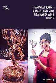 #BlessedtobeSikh Harpreet Kaur- A Maryland Sikh filmmaker wins ...